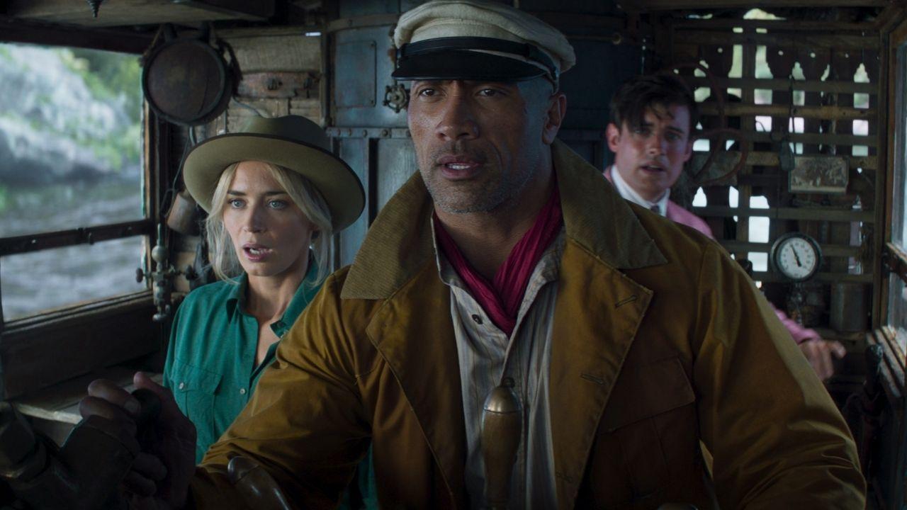 """Conheça """"Jungle Cruise"""", novo filme da Disney estrelado por Emily Blunt e Dwayne Johnson"""