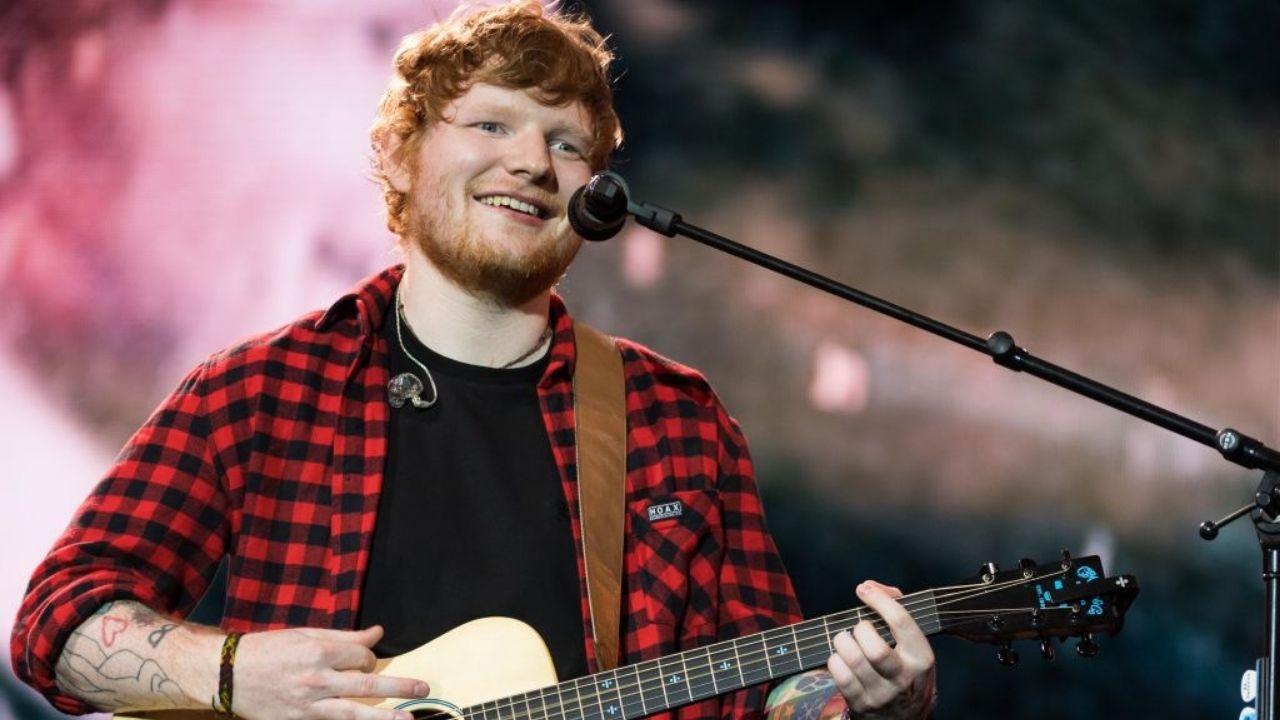 Ed Sheeran ia abandonar a carreira musical, mas desistiu por motivo fofo; entenda