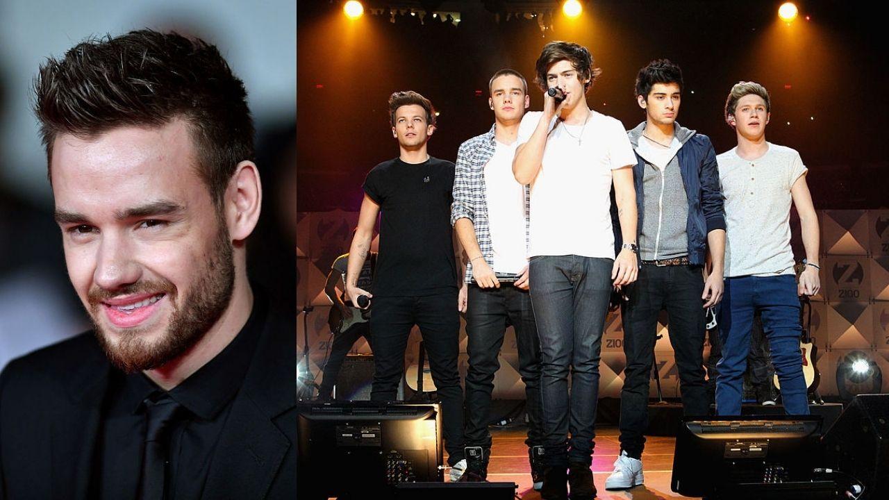 """""""Feliz 11 anos da One Direction"""": Liam Payne comemora aniversário da banda e fãs surtam"""