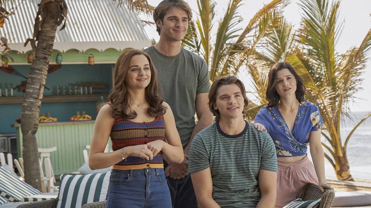 """""""A Barraca do Beijo 3"""": trailer mostra acontecimentos do último verão antes da faculdade"""