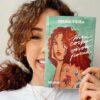 """""""Meu Corpo Virou Poesia"""": novo livro de Bruna Vieira explora coração partido e autoestima"""