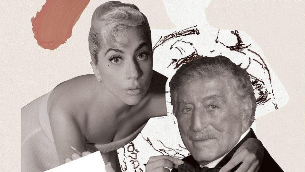 """""""Love For Sale"""": novo álbum de Lady Gaga e Tonny Bennett será lançado em outubro"""