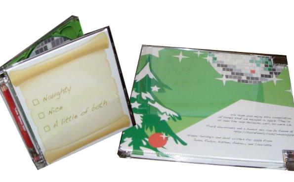 CD personalizado