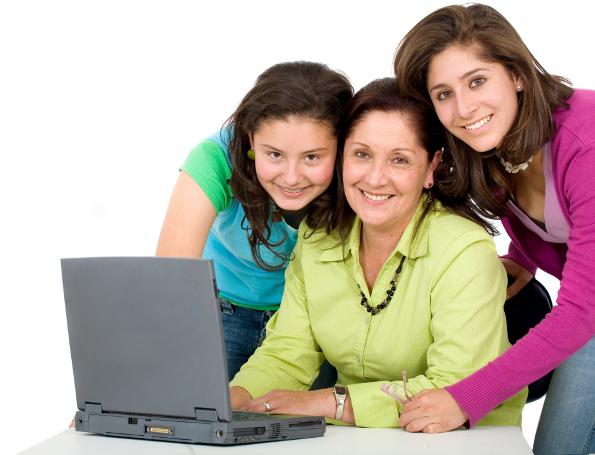 Mães no Facebook: como não deixar isso se tornar um problema