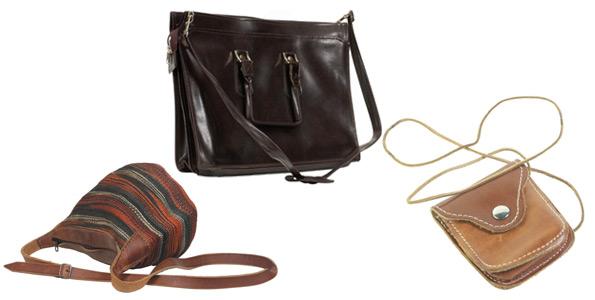 A bolsa ideal para cada situação