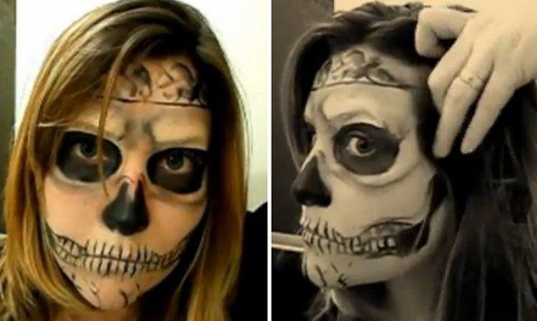 Como fazer maquiagem para o Halloween