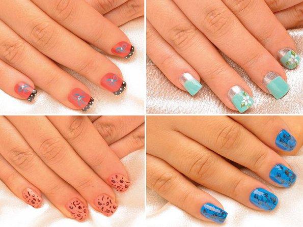 Unhas: 31 tutoriais de nail art para você se inspirar